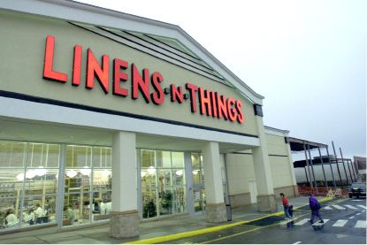 BUSINESS STAND ALONE PHOTO: Linens-n-Things recently opened at Townline Square.