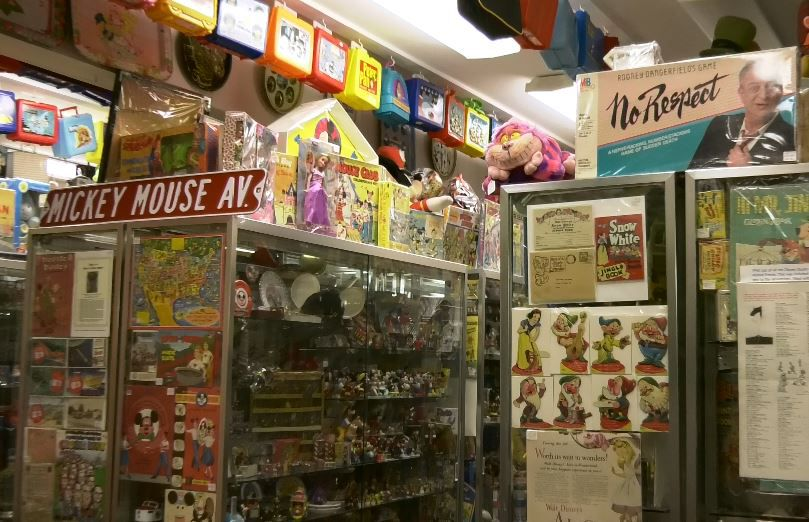 Barker Character, Comic and Cartoon Museum, 1188 Highland Avenue, Cheshire. |Ashley Kus, Record-Journal