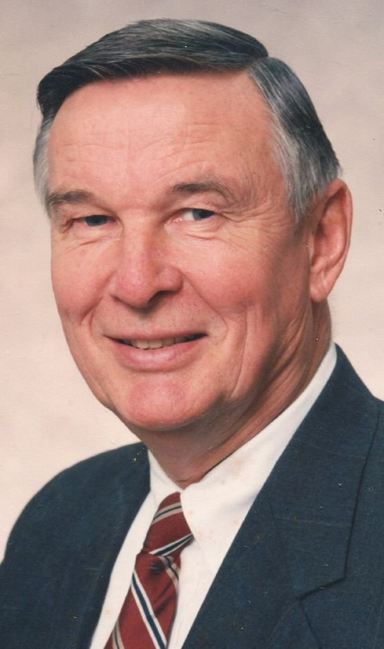 Richard Parrett, former first selectman of North Haven, died May 9, 2018. | Courtesy of North Haven Funeral Home