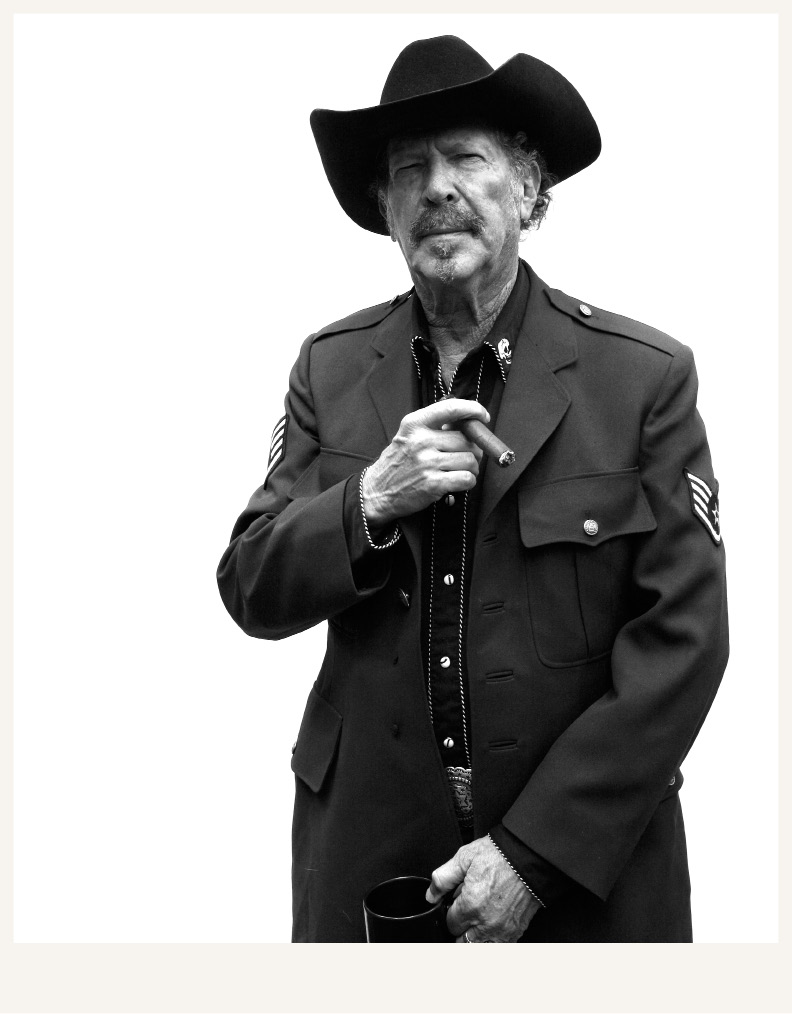 Kinky Friedman is playing at Cafe Nine in New Haven on April 13 and then at Bridge Street Live in Collinsville on April 14 and 15. | Courtesy of Kinky Friedman