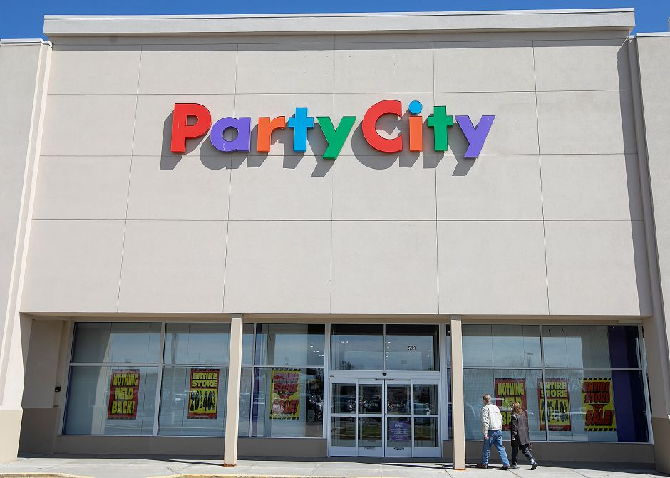 Party City in the Townline Square in Meriden. Dave Zajac, Record-Journal