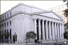 Richard C. Lee U.S. Courthouse | Courtesy: Administrative Office of the United States Courts