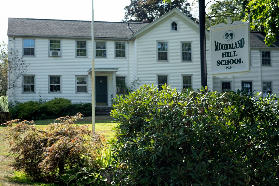 Mooreland Hill School in Berlin announced it will be closing on August 31, 2019. The private school opened nearly 90 years prior to the announcement. | Devin Leith-Yessian/Berlin Citizen