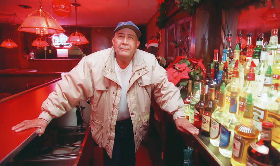 RJ file photo - Palma Del Mar restaurant owner Luis Vargas will have to relocate his business, Dec. 1998.