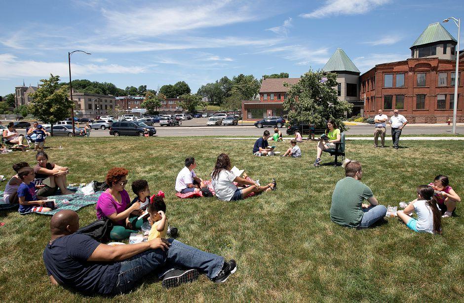 Meriden Schools Summer Meals Program Also Keeps Kids Reading