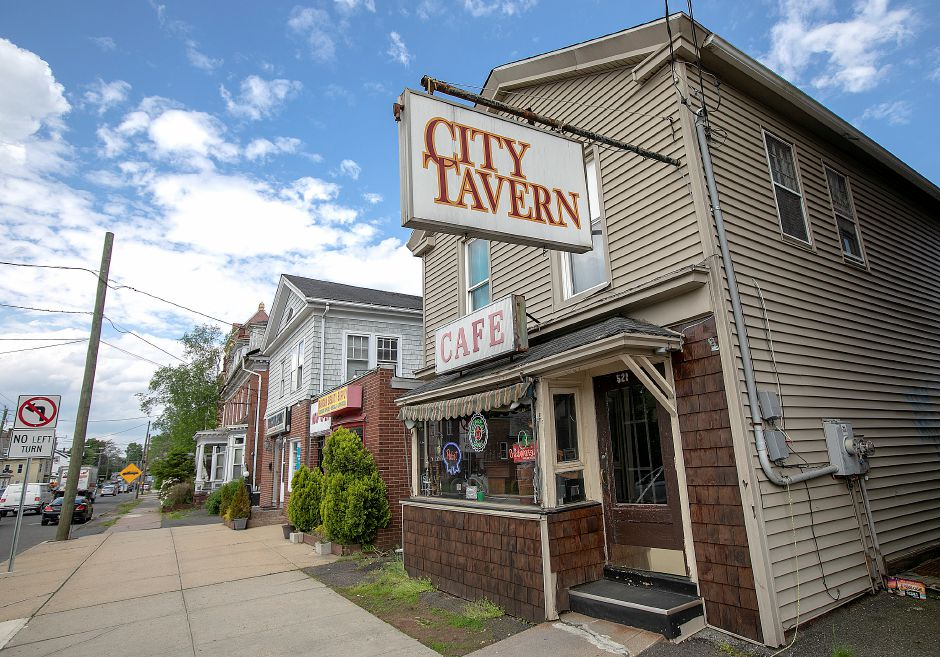 City Tavern, 521 Broad St., Meriden, Mon., May 20, 2019. Dave Zajac, Record-Journal