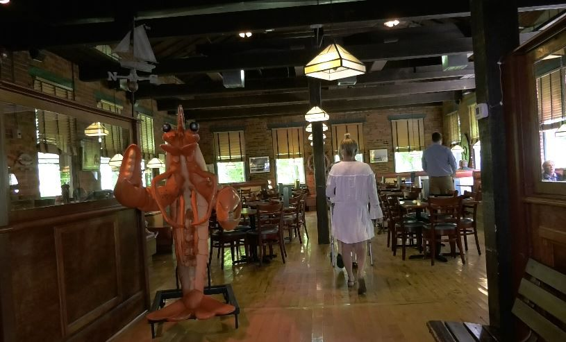 Westbrook Lobster, 300 Church Street, Wallingford. |Ashley Kus, Record-Journal