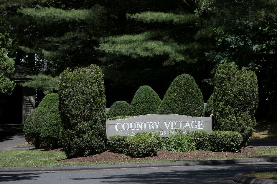 Country Village condominiums on Fairway Drive in Cheshire, Monday, June 25, 2018. Dave Zajac, Record-Journal