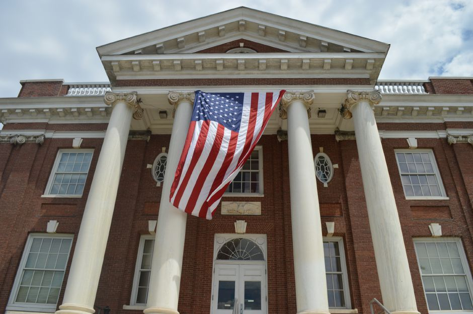 Meriden City Hall. | Clare Dignan Special to the Record-Journal