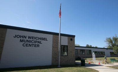 FILE PHOTO: John Weichsel Municipal Center in Southington, Wednesday, Sept. 13, 2017. | Dave Zajac, Record-Journal
