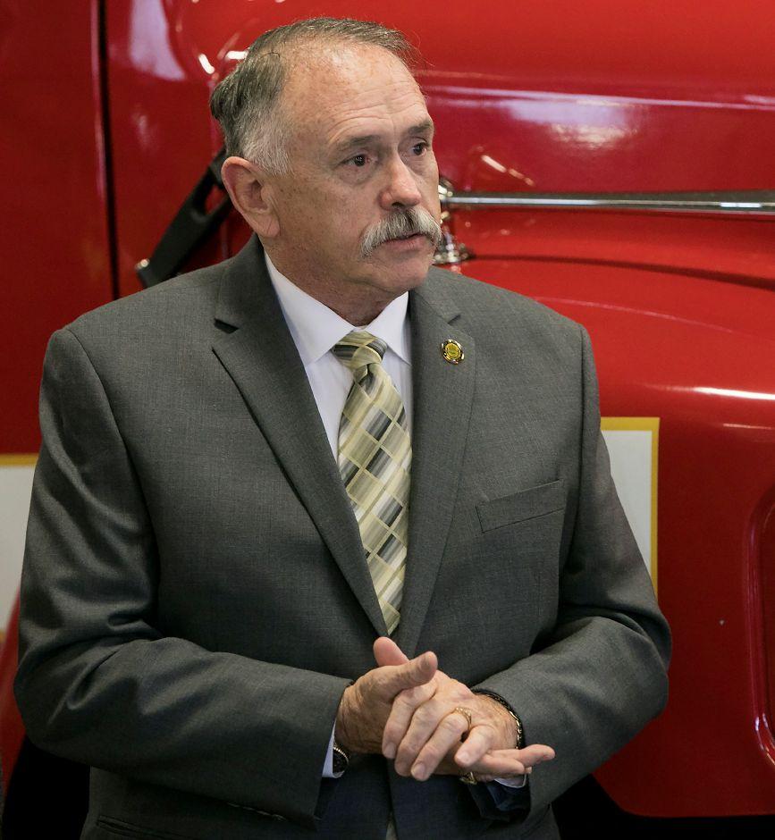 Meriden Fire Lieutenants Torres, Fisette Retire After