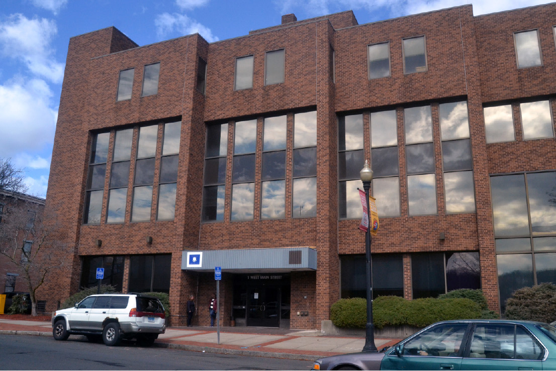 The Social Security Administration recently moved its city office from the fourth floor of 1 W. Main St. to 321 Research Parkway. | Pete Paguaga, Record-Journal