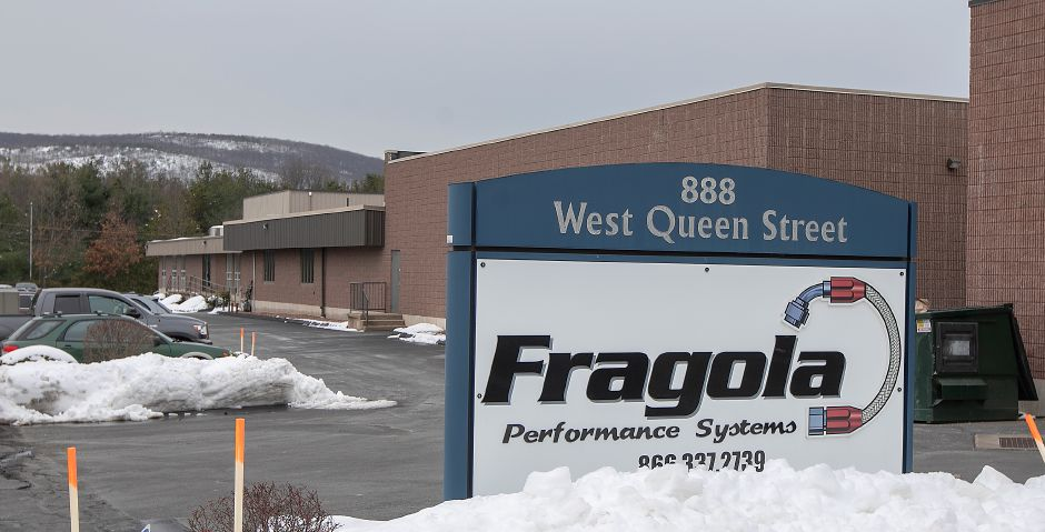 Fragola Performance Systems, 888 West Queen St., Southington, Fri., Dec. 6, 2019. Dave Zajac, Record-Journal