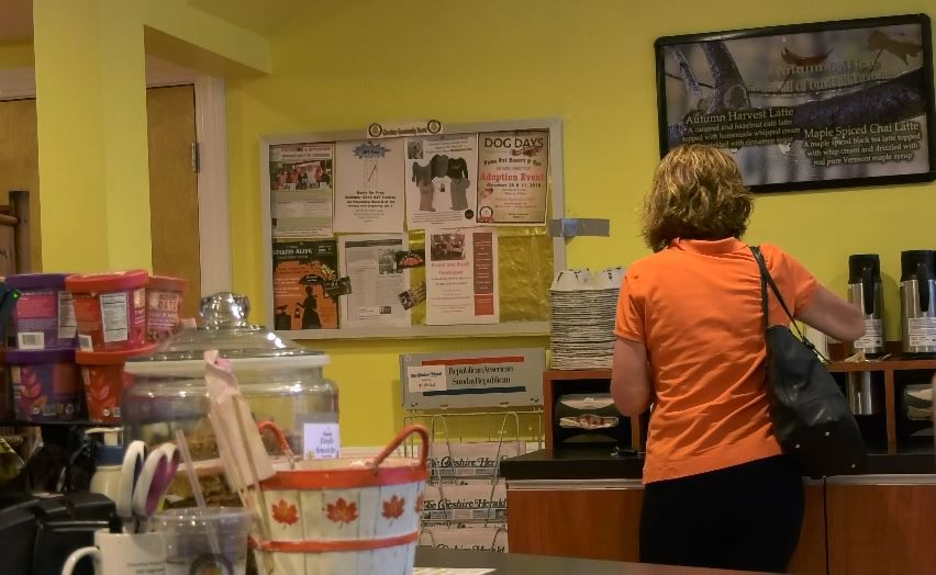 Cheshire Coffee, 210 Old Towne Rd., Cheshire. |Ashley Kus, Record-Journal