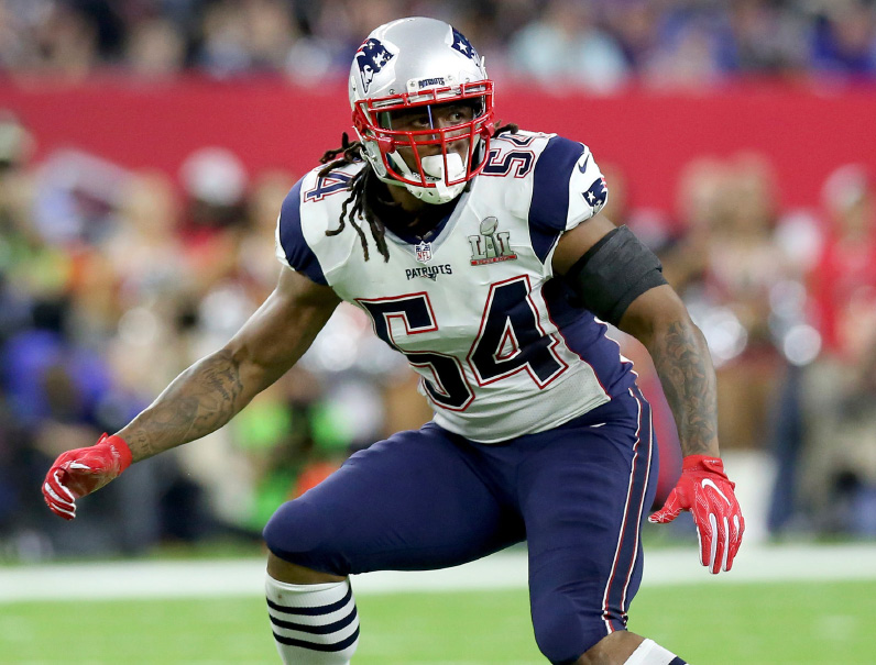 FILE - In this Feb. 5, 2017, file photo, New England Patriots Dont