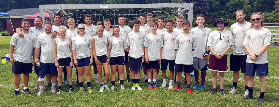 North Haven Soccer Camp, grades 9 to 12.