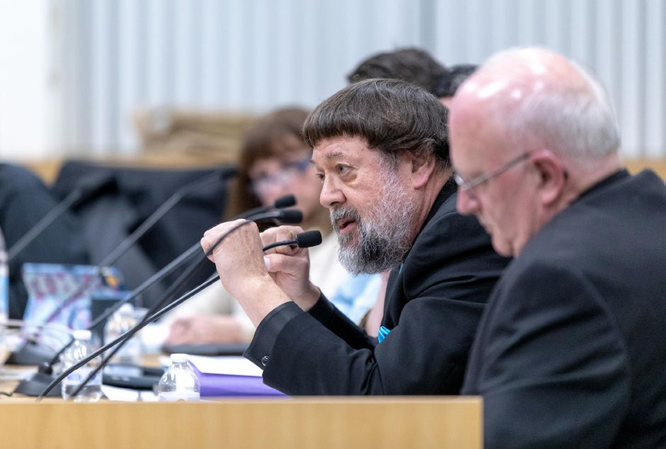 FILE PHOTO: Southington Board of Education member Robert Brown. | Devin Leith-Yessian/Record-Journal