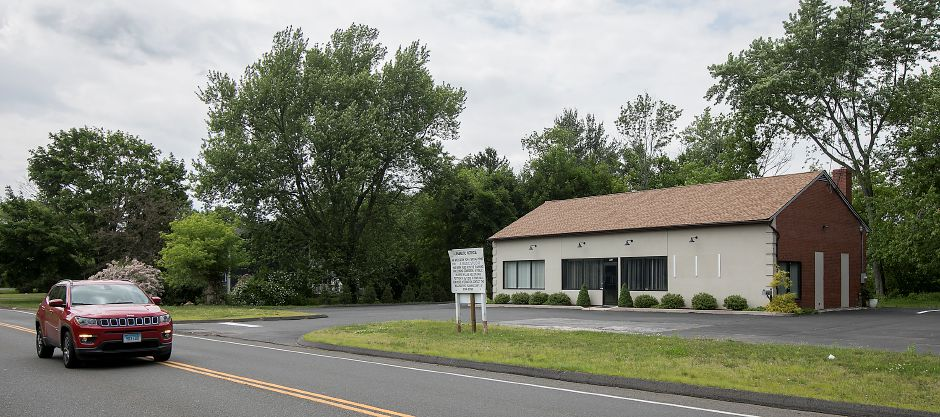 A music studio has been proposed for a building at 862 E. Center St. in Wallingford, Thursday, June 7, 2018. Dave Zajac, Record-Journal