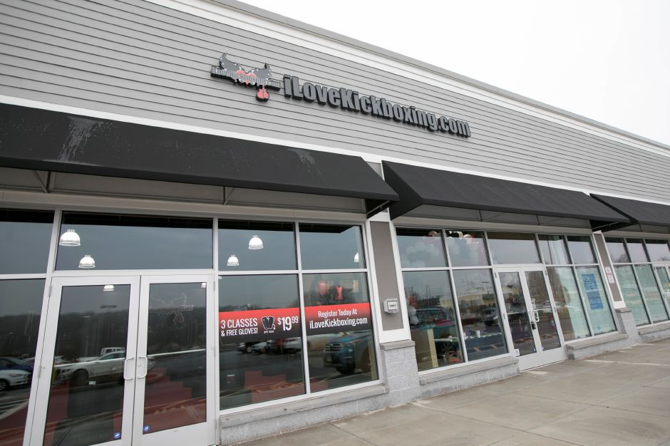 iLoveKickboxing, a new business at 99 Executive Boulevard in Southington, Thursday, Feb. 15, 2018. Dave Zajac, Record-Journal