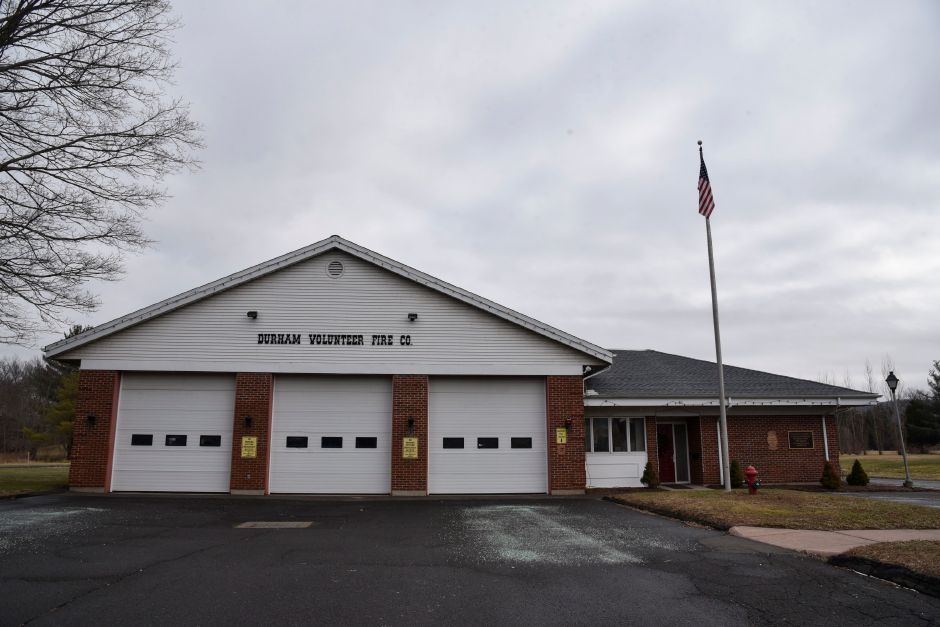 The Durham Volunteer Fire Company at 41 Main St.