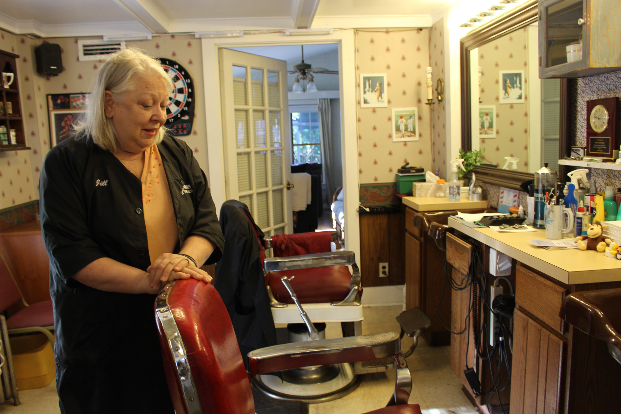 Pro Design Petra Bufet 160 Yellow Oak Jill Bournival Shares The History Of Her Cheshire Barber Shop Which Is Closing After 57 Years