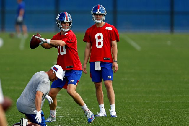 f2e764ba NFL: Manning not worried about having Jones waiting in the wings