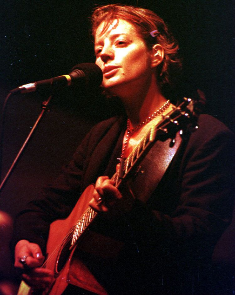 RJ file photo - Sarah McLachlin performs at the Oakdale Theater in Wallingford March 31, 1998.
