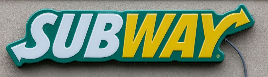 Subway restaurant sign at 218 N. Colony St. in Wallingford, Wednesday, June 13, 2018. The first Subway franchise opened on Hall Avenue in Wallingford in 1974. Dave Zajac, Record-Journal