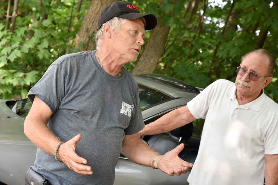 Neighbors criticize town approval of truck wash in Southington
