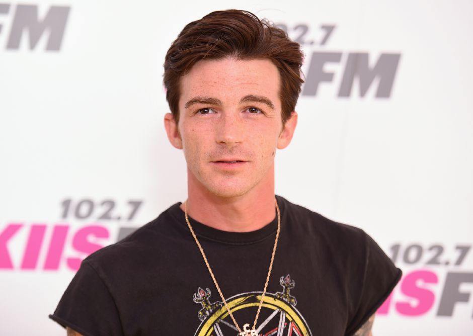 Drake Bell arrives at Wango Tango at StubHub Center on Saturday, May 13, 2017, in Carson, Calif. (Photo by Richard Shotwell/Invision/AP)