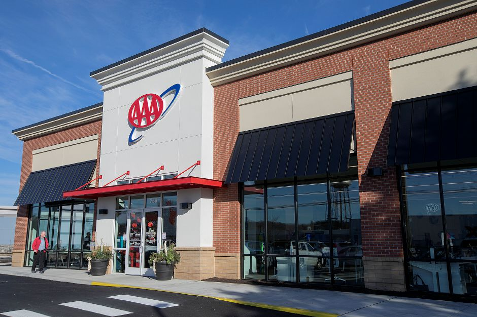 AAA travel center opens on Queen Street in Southington with expanded