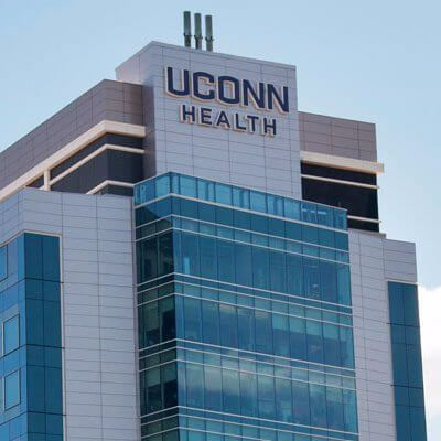 UConn Health Center in Farmington (Source: Twitter)