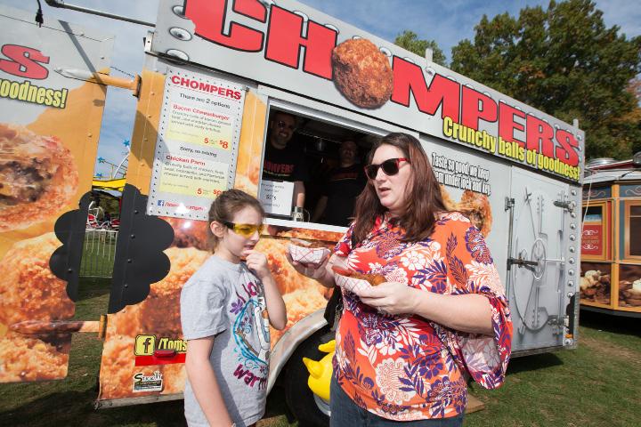 Meriden Hubbard Park Food Truck Festival