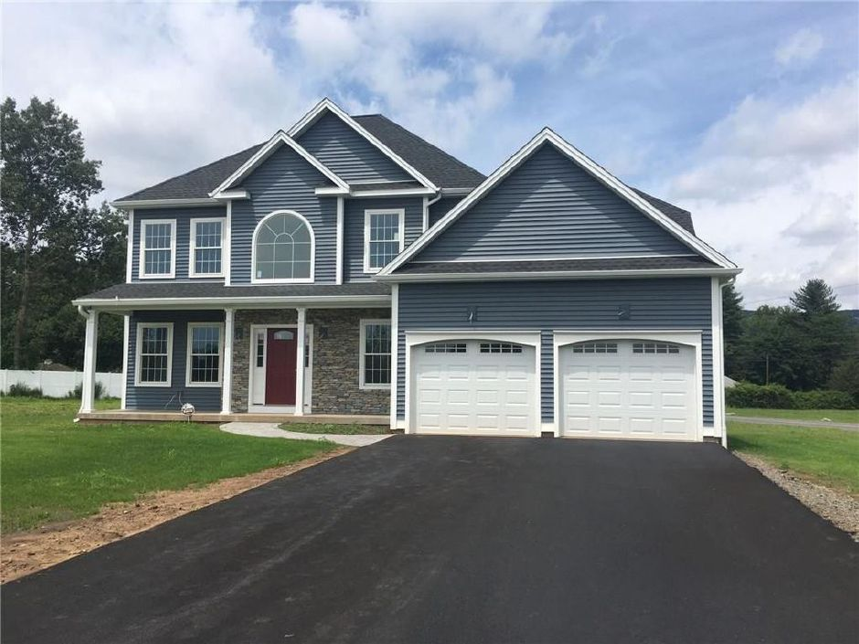 In Southington, a newly built colonial in a new 17-lot subdivision off West Center Street, 10 Fragola Drive, was recently sold by the developer to Lisa Case for $423,000.