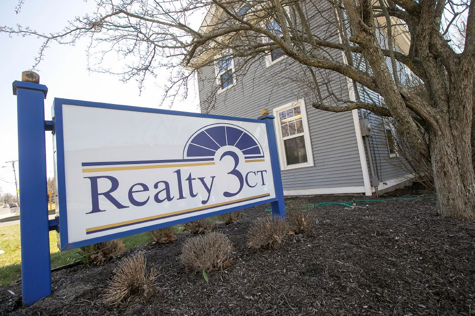 Realty3 CT located at 276 N. Main St. in Southington, Monday, April 9, 2018. Dave Zajac, Record-Journal