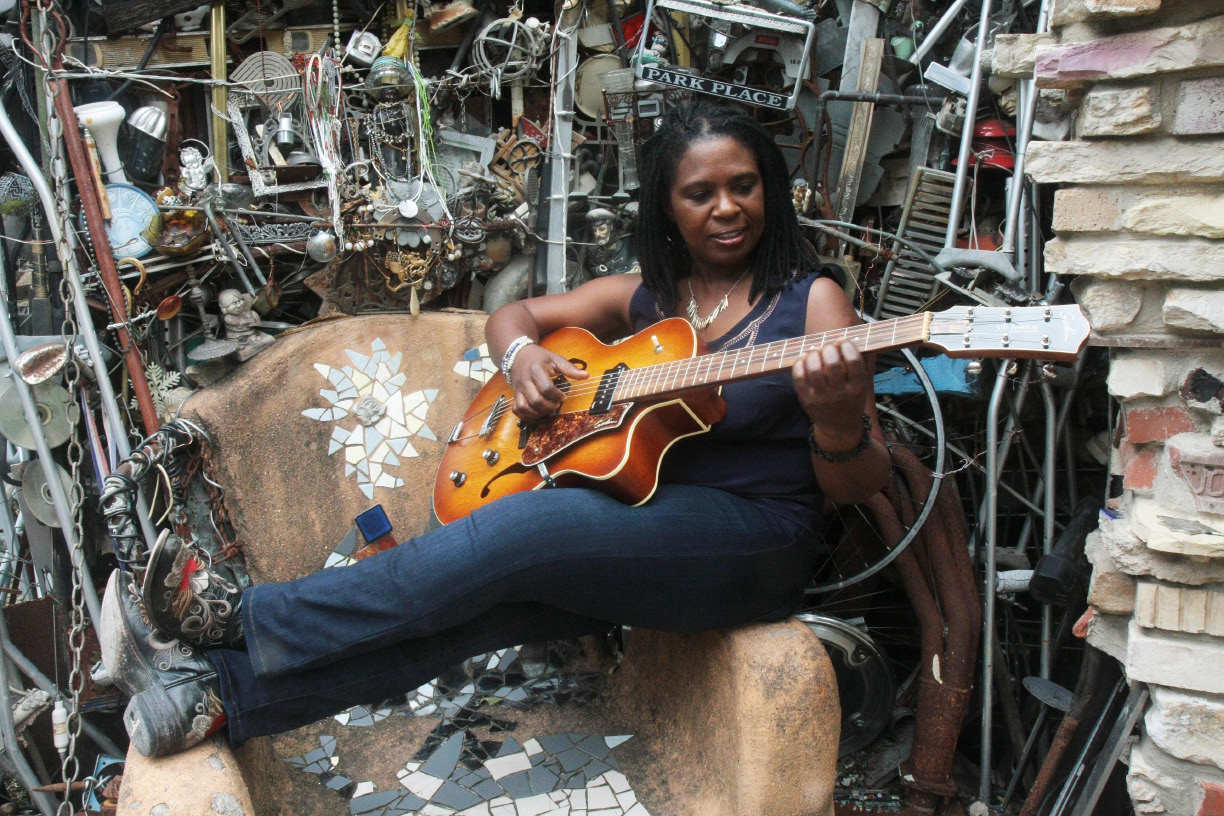 Ruthie Foster will be playing at Infinity Hall in Norfolk on April 23. | Photo couresty of Ruthie Foster