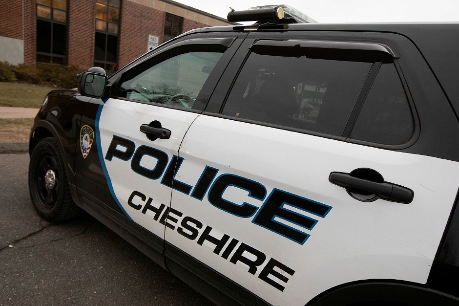 The Cheshire Police Dept., Fri., Dec. 14, 2018. Dave Zajac, Record-Journal