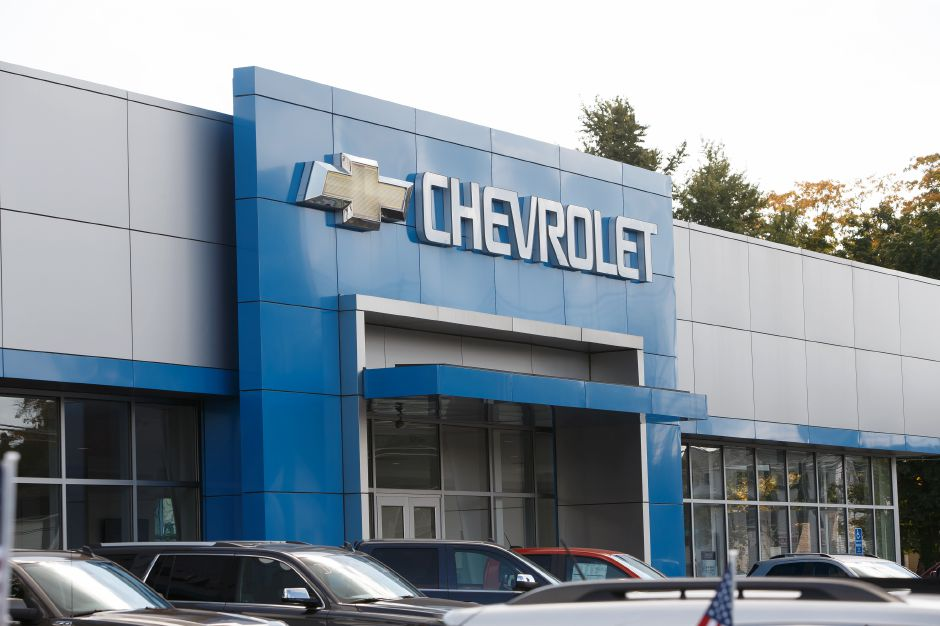 Valenti Chevrolet On Route 5 In Wallingford Sells To