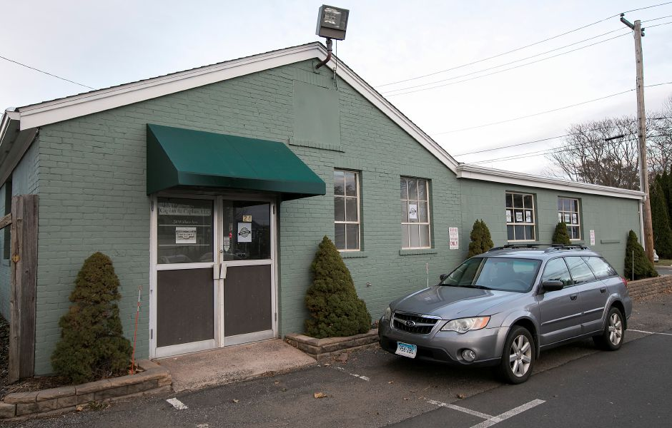 Center Street Brewing Co. is planning a new brew pub at 24 Wallace Ave. in Wallingford. Dave Zajac, Record-Journal