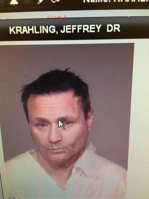 Jeffrey Krahling (Courtesy of the Meriden Police Department)