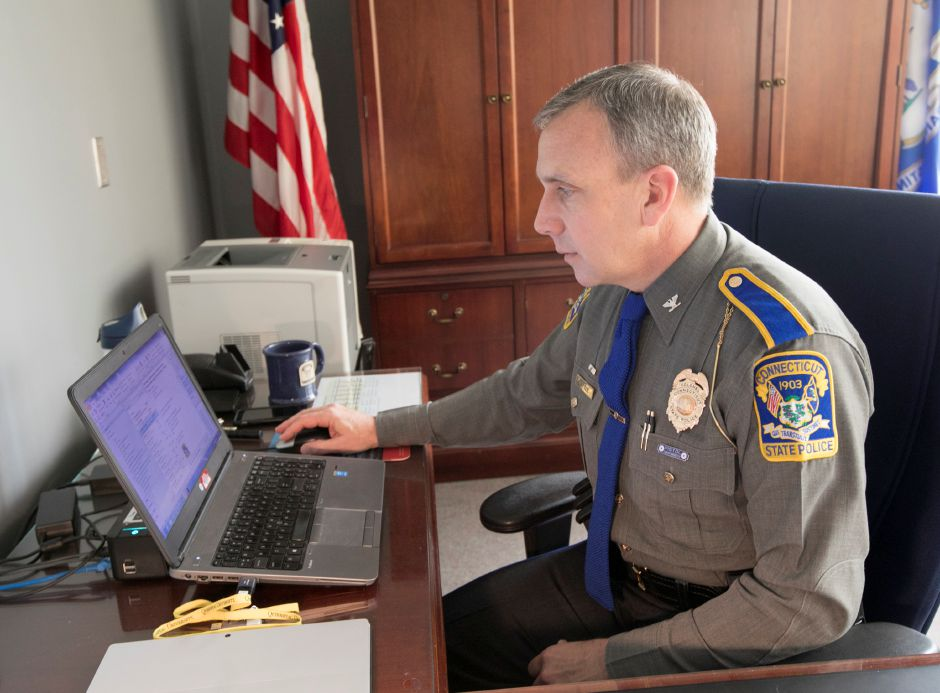 New head of state police is Cheshire native