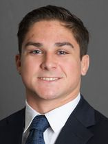 Southington native Zach Bylykbashi, a junior at Washington & Lee University, won the 141-pound division and was named Most Outstanding Wrestler at the NCAA Southeast Regionals. He advances to this weekend's NCAA Division III National Championships in Cleveland. | Washington & Lee University