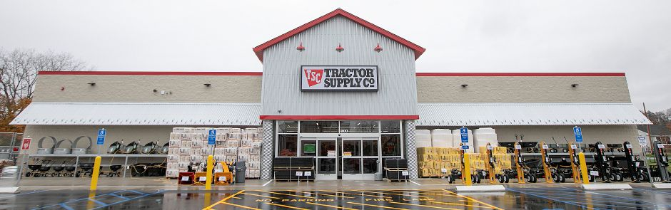 The new Tractor Supply Co. at 801 N. Colony Rd. in Wallingford, Mon., Nov. 5, 2018. The business is holding a soft opening this week and will have a grand opening this weekend. Dave Zajac, Record-Journal