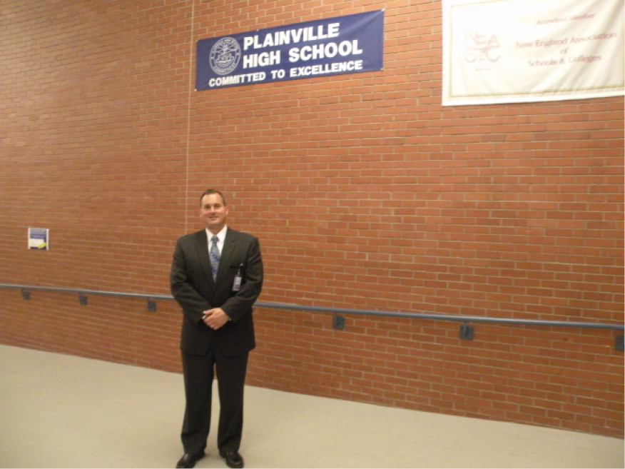 Plainville High School principal Steve LePage was named the districts Assistant Superintendent on Wednesday. | Archives