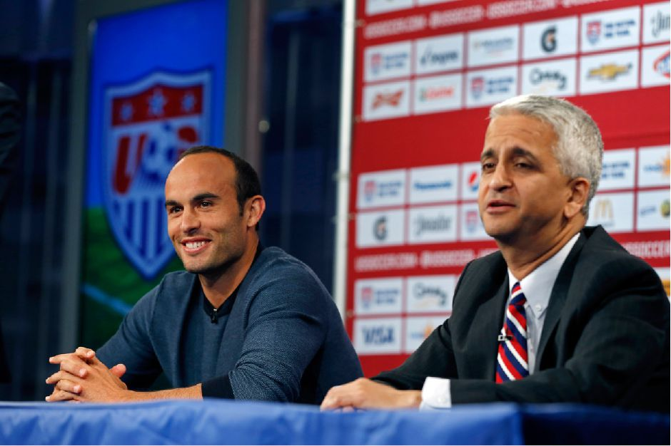 "The current president of the United States Soccer Federation, Sunil Gulati grew up in Cheshire. Gulati attended Cheshire High before going on to Bucknell University and then Columbia University. Gulati then began to make his way up the USSF. He has been called ""the single most important person in the development of soccer in this country"" by former USSF president and MLS founder Alan Rothenberg. 