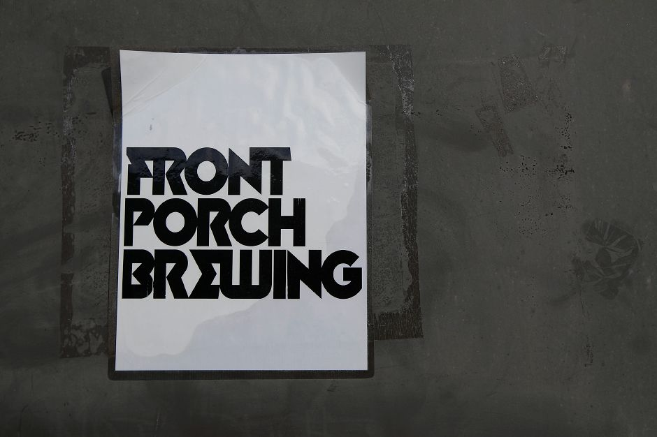 Front Porch Brewing at 226 N. Plains Industrial Rd. Unit 4 in Wallingford, Friday, Feb. 2, 2018. Dave Zajac, Record-Journal