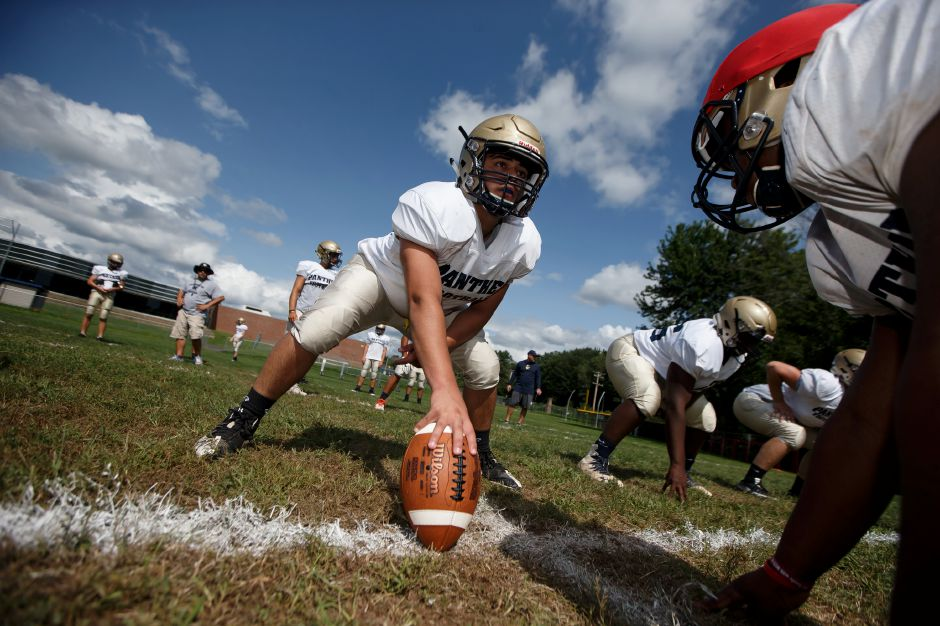 Football 2018 For Platt Some New Names And A Whole New Attitude