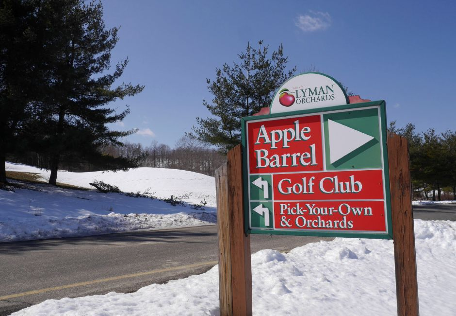 The Apple Barrel, 32 Reeds Gap Road in Middlefield.