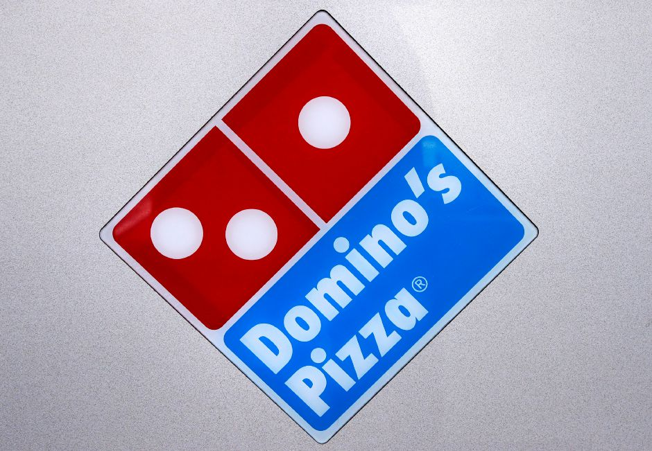 --HOLD FOR SWAYNE, AP BUSINESS PHOTOS-- The corporate logo of Domino