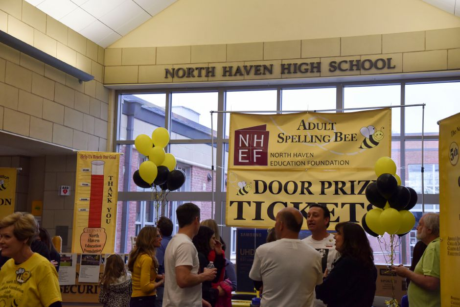 More than 30 community teams competed in the North Haven Education Foundation